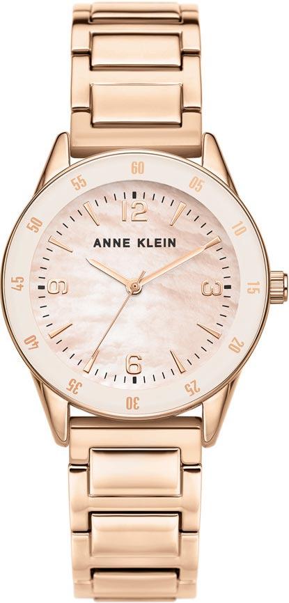 Женские часы Anne Klein 3602PMRG