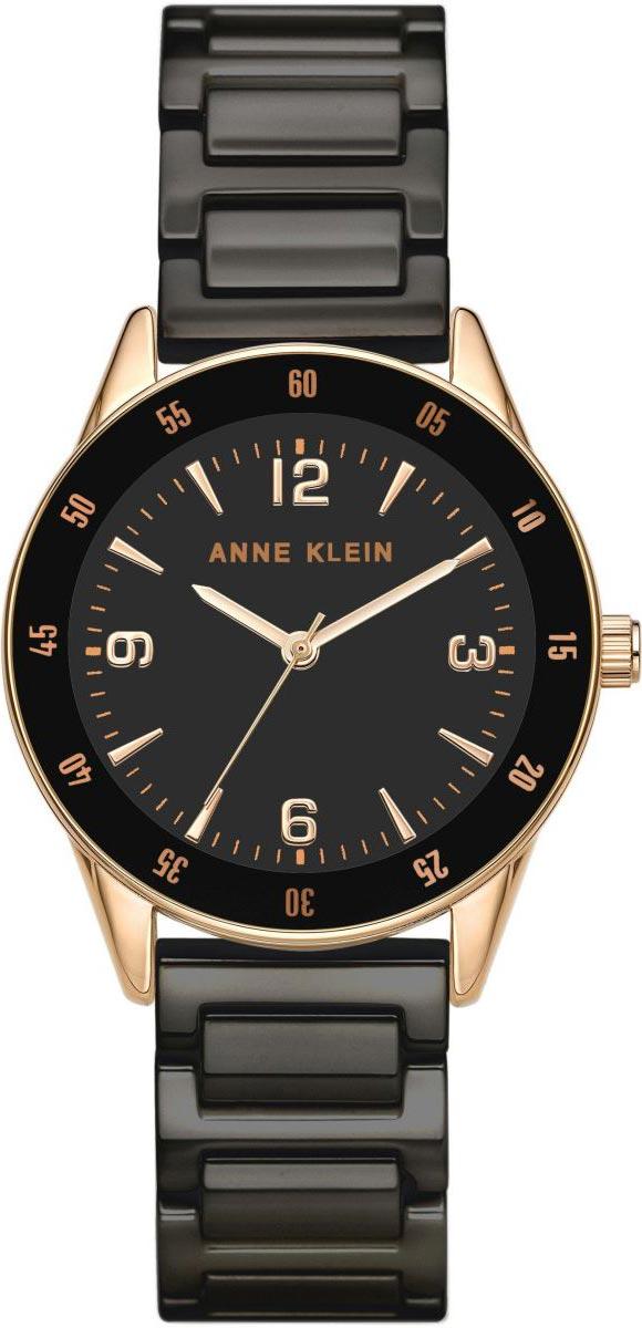Женские часы Anne Klein 3658RGBK