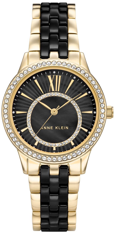 Женские часы Anne Klein 3672BKGB женские часы anne klein 3672bkgb