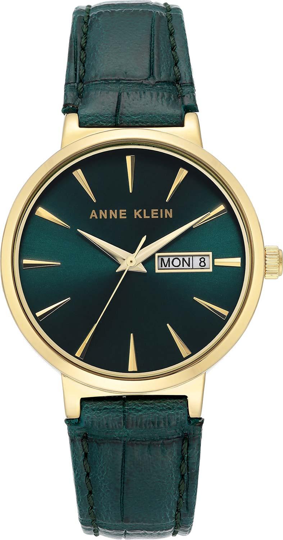 Женские часы Anne Klein 3824GNGN