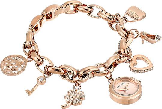 Женские часы Anne Klein 7604CHRG anne klein 1442 bkgb