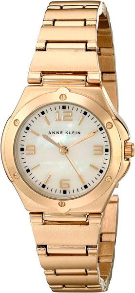 Женские часы Anne Klein 8654MPGB