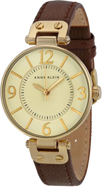 Женские часы Anne Klein 9168IVBN все цены