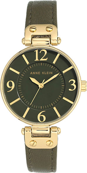 Женские часы Anne Klein 9168OLOL купить часы invicta в украине доставка из сша