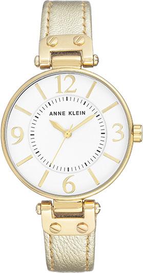 цена Женские часы Anne Klein 9168WTGD онлайн в 2017 году