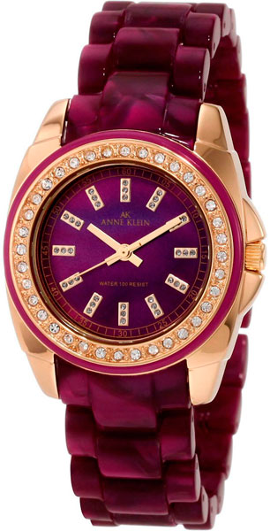 Женские часы Anne Klein 9668PMPR браслет power balance бкм 9668
