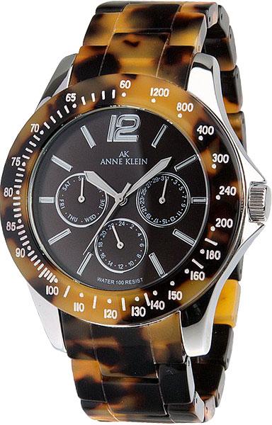 Купить Наручные часы 9711BNTO  Женские наручные fashion часы в коллекции Plastic, Silicone Valley Anne Klein
