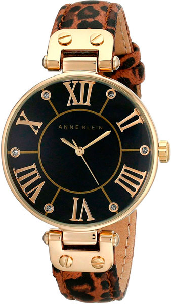 цены Женские часы Anne Klein 9918BKLE