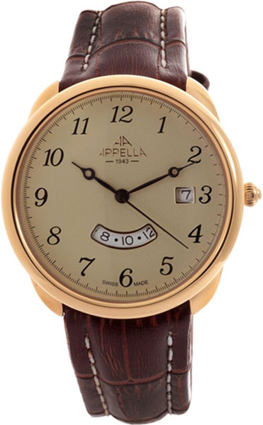 Мужские часы Appella 4365-1012