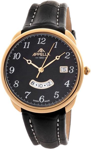 Мужские часы Appella 4365-1014