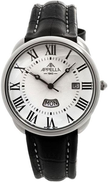 Мужские часы Appella 4369-3011