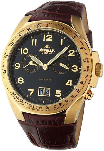 Мужские часы Appella 739-1014