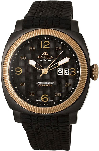Мужские часы Appella AP.4193.08.0.2.04