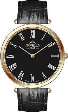 Мужские часы Appella AP.4399.01.0.1.04