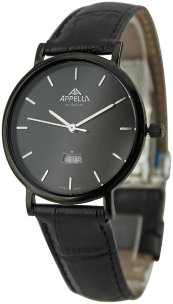 Мужские часы Appella AP.4403.07.0.1.04