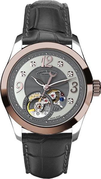 Женские часы Armand Nicolet 8653A-GN-P953GR8
