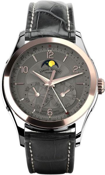 Мужские часы Armand Nicolet 8742B-GS-P974GR2