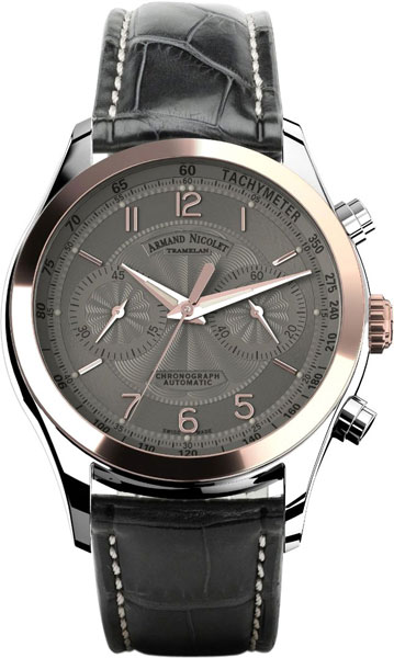 Мужские часы Armand Nicolet 8744A-GS-P974GR2 мужские часы armand nicolet 8740a gs p974gr2