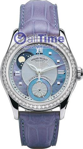 Наручные швейцарские часы Armand Nicolet LS8 продать в