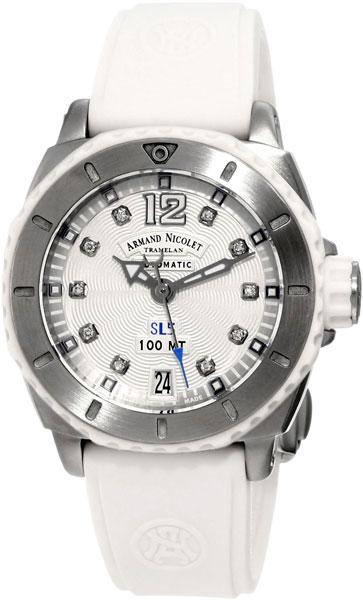 Женские часы Armand Nicolet 9613A-AG-G9615B