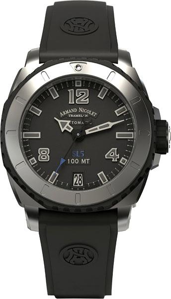 Женские часы Armand Nicolet 9615A-GR-G9615N