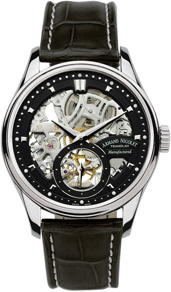Мужские часы Armand Nicolet 9620S-NR-P713NR2