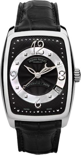 Женские часы Armand Nicolet 9631A-NN-P968NR0