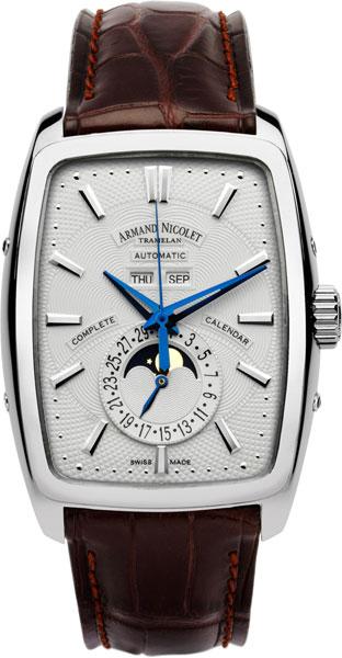 Мужские часы Armand Nicolet 9632A-AG-P968MR3