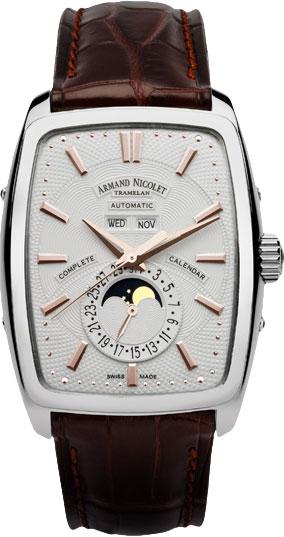 Мужские часы Armand Nicolet 9632A-AS-P968MR3 Armand Nicolet   фото