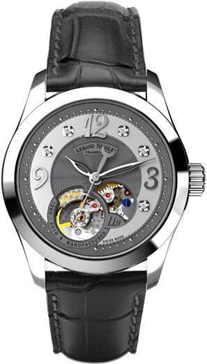 Женские часы Armand Nicolet 9653A-GN-P953GR8