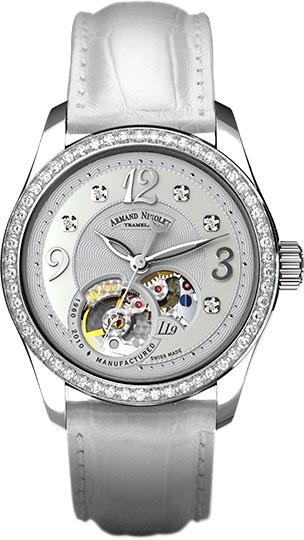 Фото «Швейцарские механические наручные часы Armand Nicolet 9653D-AN-P953BC8»