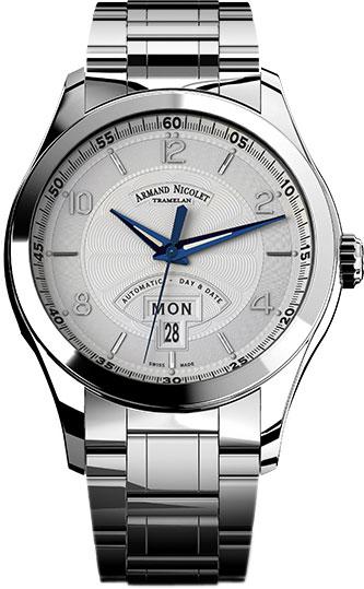 Мужские часы Armand Nicolet 9740A-AG-M9740