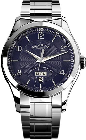 Мужские часы Armand Nicolet 9740A-BU-M9740