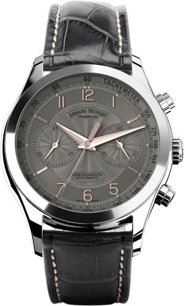 Мужские часы Armand Nicolet 9744A-GS-P974GR2