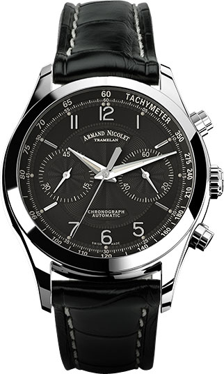 Мужские часы Armand Nicolet 9744A-NR-P974NR2