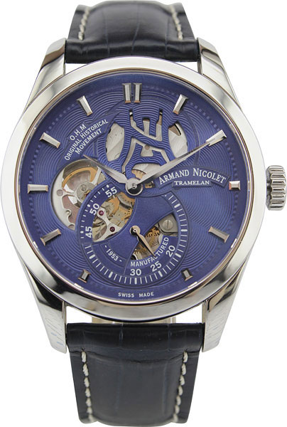 Мужские часы Armand Nicolet A132AAA-BU-P974BU2