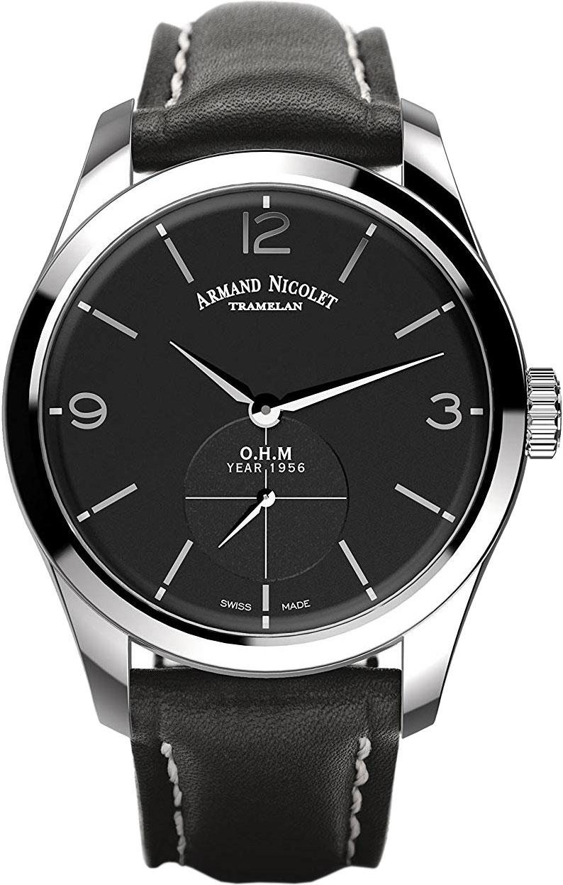 Мужские часы Armand Nicolet A134AAA-NR-P140NR2 Armand Nicolet   фото