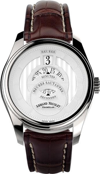 Мужские часы Armand Nicolet A136AAA-AG-P974MR2 armand nicolet 9670a gs p670gr1 armand nicolet