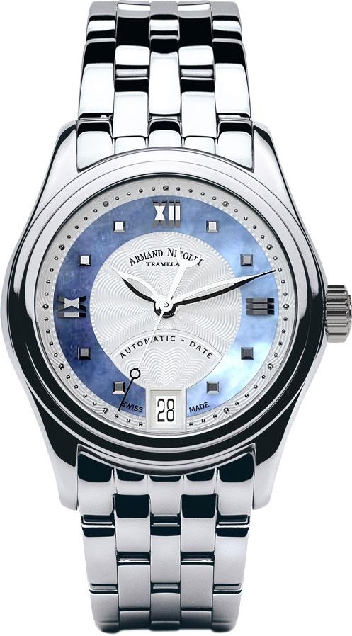 Женские часы Armand Nicolet A151AAA-AK-MA150