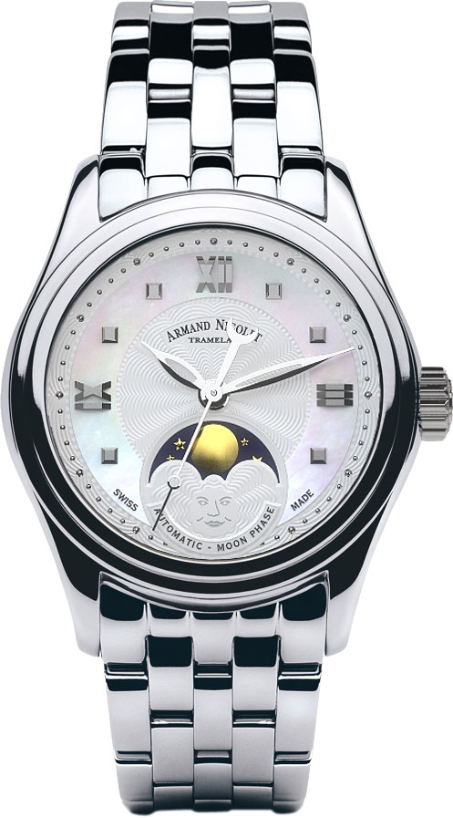 Женские часы Armand Nicolet A153AAA-AN-MA150