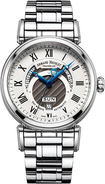 Мужские часы Armand Nicolet A420AAA-AG-MA2420AA