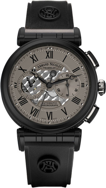 Мужские часы Armand Nicolet A424AQN-GR-G9660 мужские часы armand nicolet a650aaa gr pi4650na