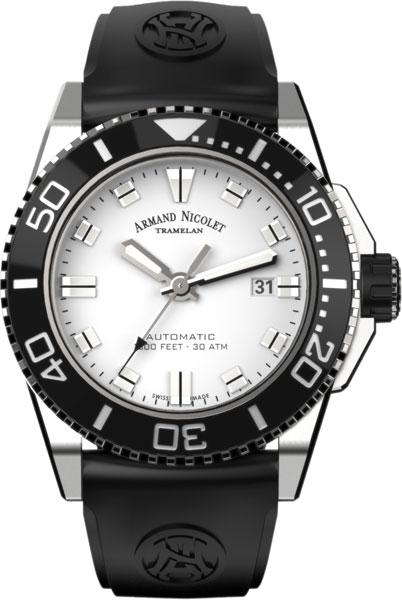 Мужские часы Armand Nicolet A480AGN-AG-GG4710N