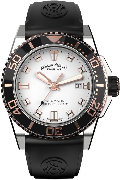 Мужские часы Armand Nicolet A480ASN-AS-GG4710N