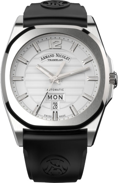 Мужские часы Armand Nicolet A650AAA-AG-GG4710N мужские часы armand nicolet a650aaa gr pi4650na