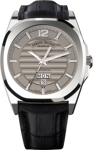 Мужские часы Armand Nicolet A650AAA-GR-PI4650NA мужские часы armand nicolet a650aaa gr pi4650na