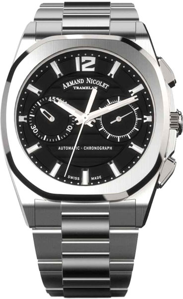 Мужские часы Armand Nicolet A654AAA-NR-MA4650AA