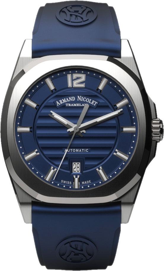 Мужские часы Armand Nicolet A660AAA-BU-GG4710U