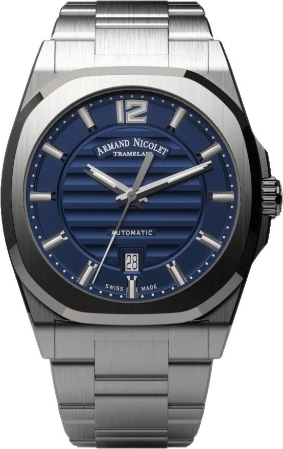 Мужские часы Armand Nicolet A660AAA-BU-MA4660AA