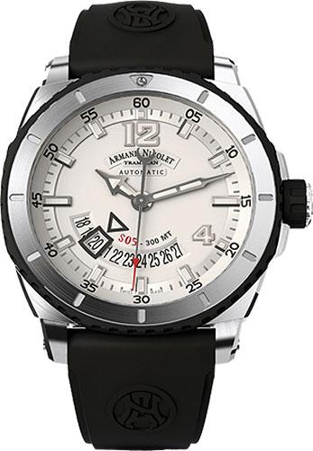 Мужские часы Armand Nicolet A710AGN-AG-GG4710N